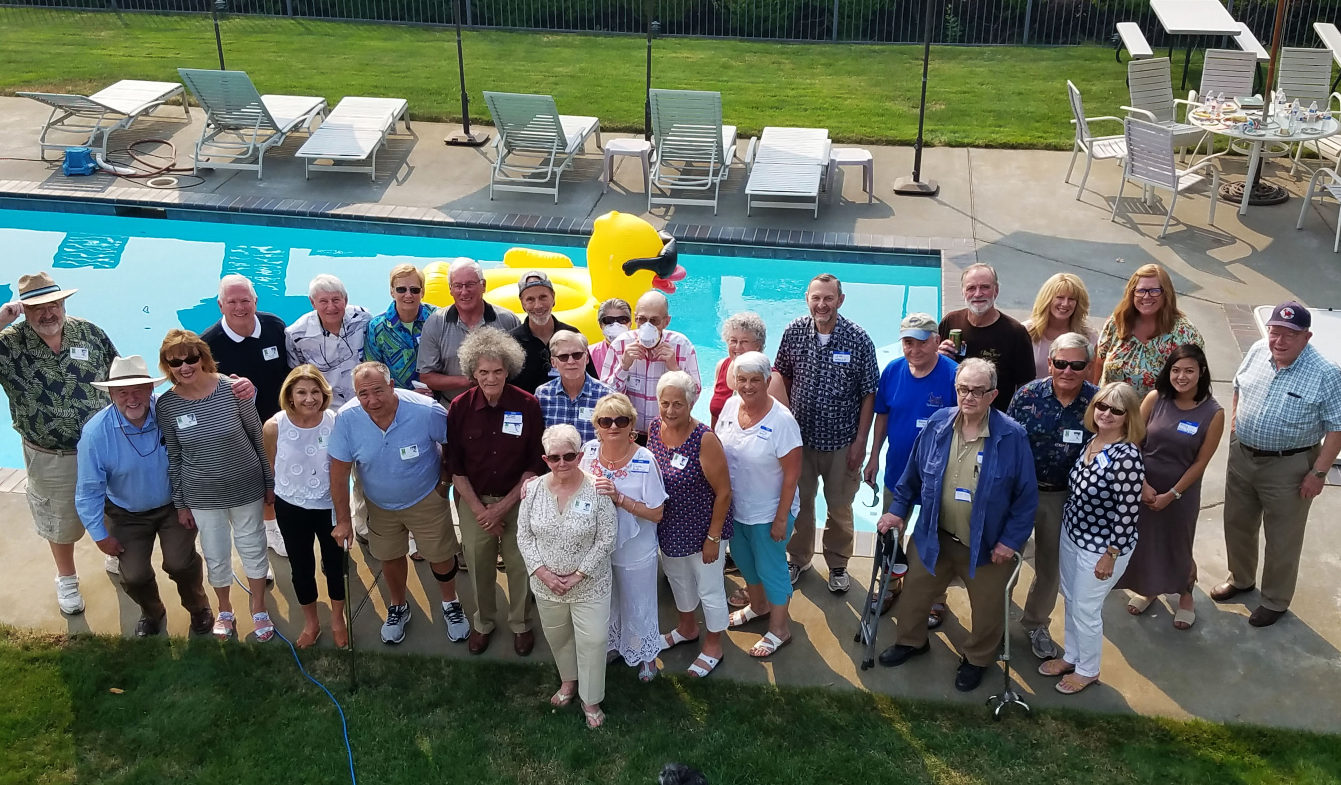 Roosevelt HS 56th Reunion